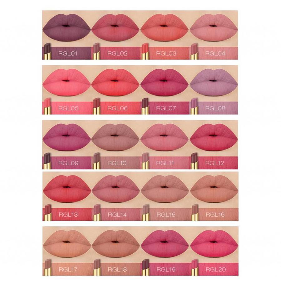 Matte Lipstick Long Lasting - Color RGL16-4