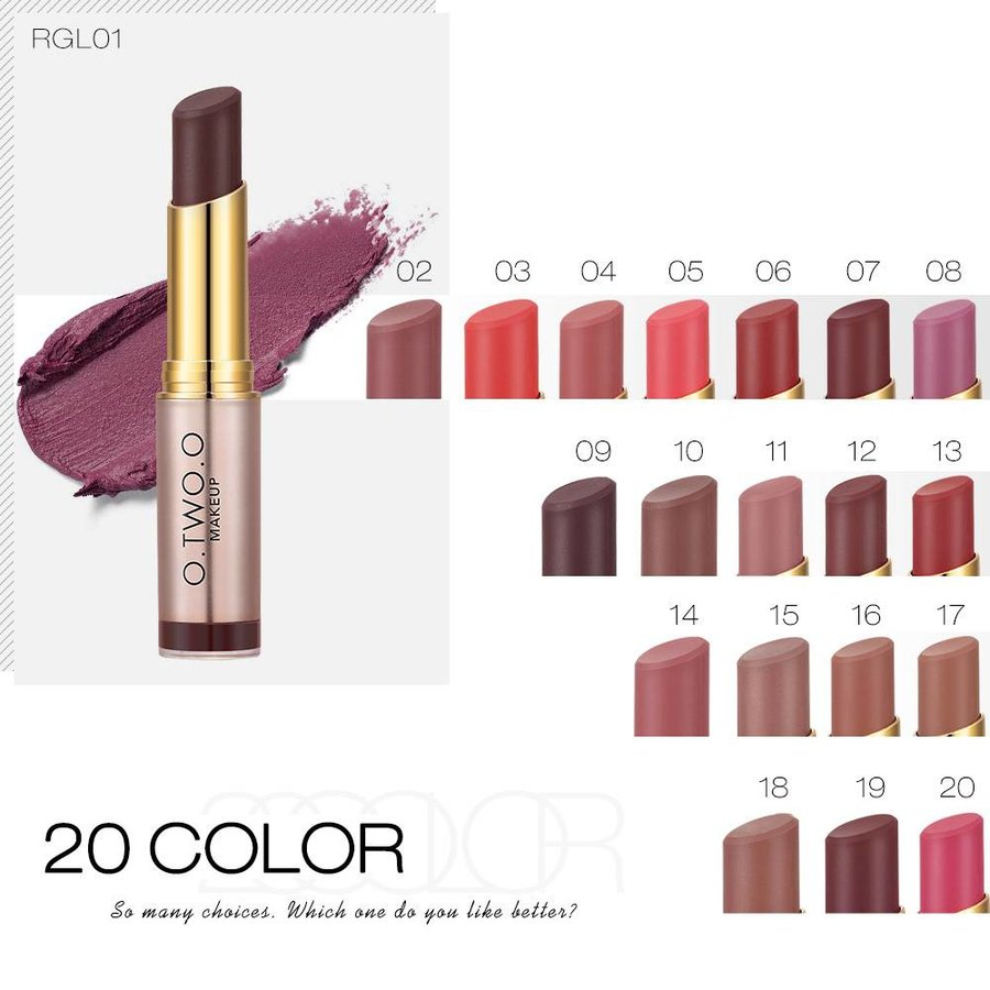 Matte Lipstick Long Lasting - Color RGL19-5