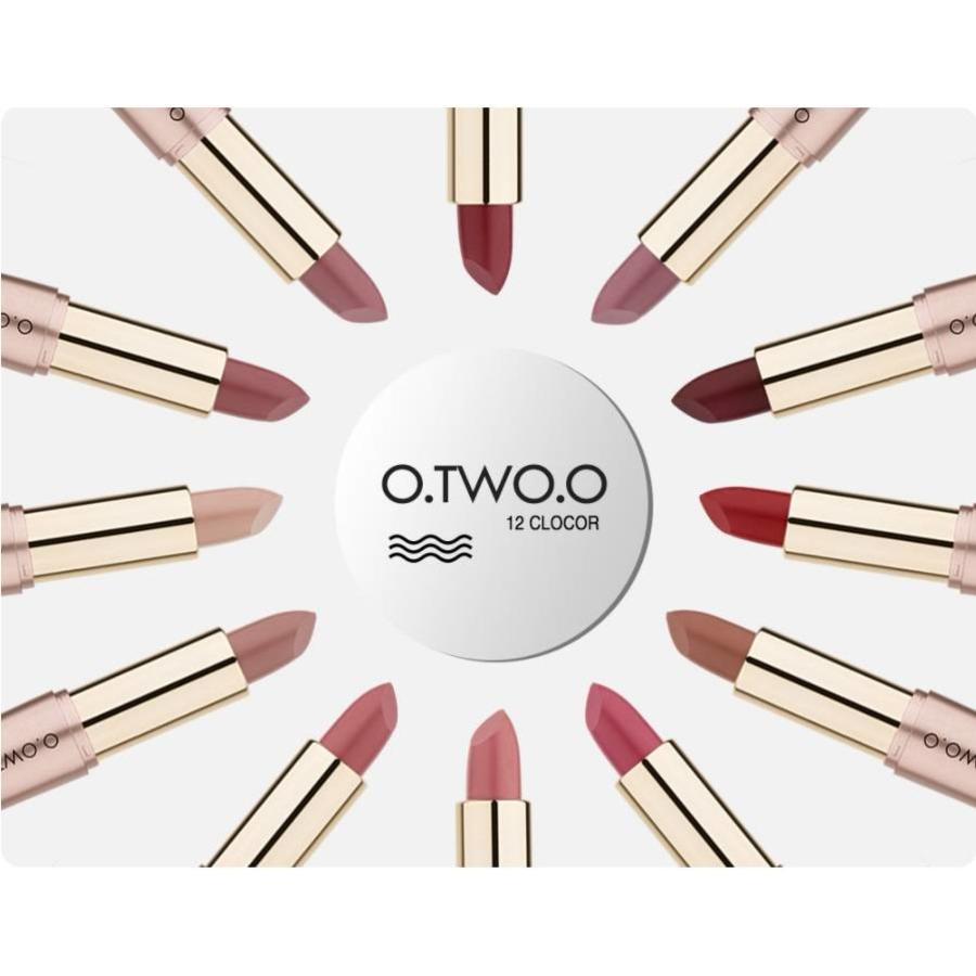 Matte Lipstick Pen & Liquid Suede Lipstick 2 in 1 - Color 0.4 Bow N Arrow-7
