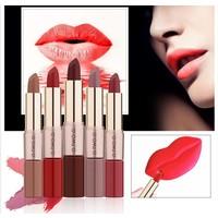 thumb-Matte Lipstick Pen & Liquid Suede Lipstick 2 in 1 - Color 0.6 Melancholia-5