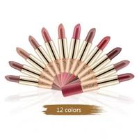 thumb-Matte Lipstick Pen & Liquid Suede Lipstick 2 in 1 - Color 0.6 Melancholia-8