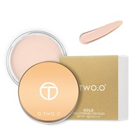thumb-Full Coverage Concealer Jar - Color 2.0 Ivory White-9