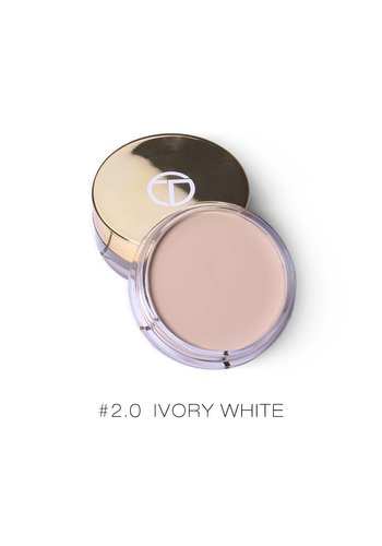 Full Coverage Concealer Jar - Color 2.0 Ivory White