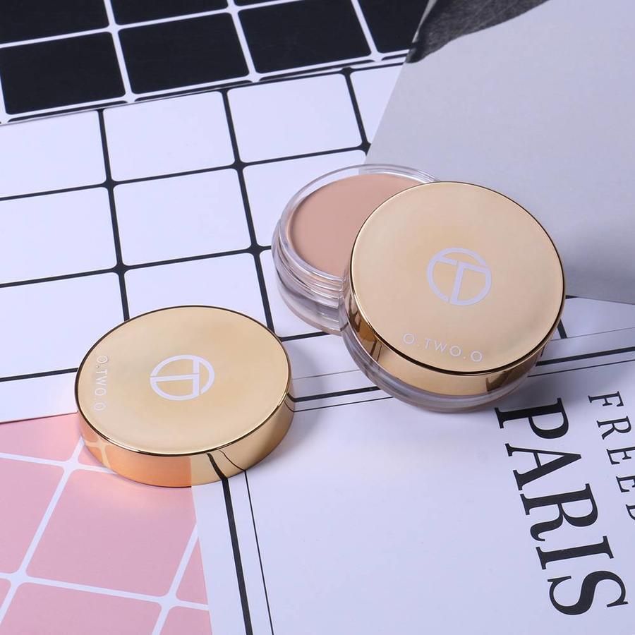 Full Coverage Concealer Jar - Color 5.0 Warm Beige-5