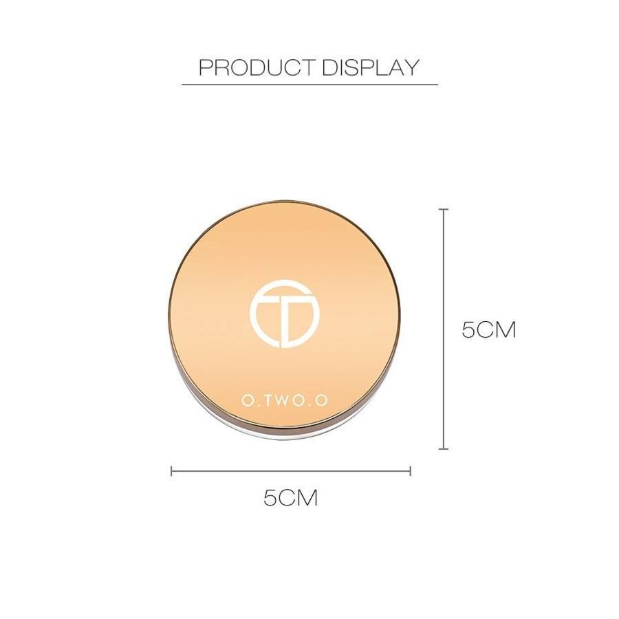 Full Coverage Concealer Jar - Color 5.0 Warm Beige-8