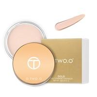 thumb-Full Coverage Concealer Jar - Color 5.0 Warm Beige-9