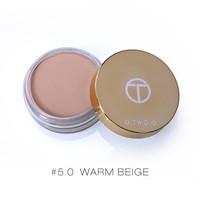 thumb-Full Coverage Concealer Jar - Color 5.0 Warm Beige-1