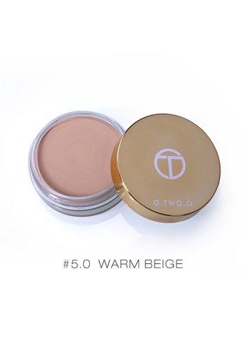 Full Coverage Concealer Jar - Color 5.0 Warm Beige