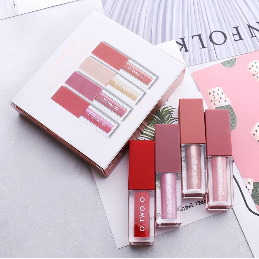 Multi-Effect Lipstick Color Kit - Favorite A-6