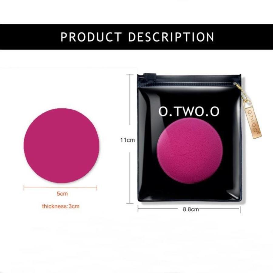 Make-Up Spons  - Macaron-2