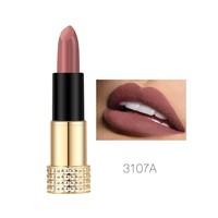 thumb-Luxery Classics Soft Matte Lipstick - Color 3107A Agatha-1