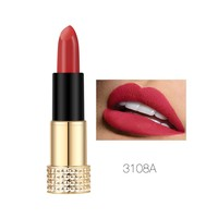 thumb-Luxery Classics Soft Matte Lipstick - Color 3108A Yijuana-1