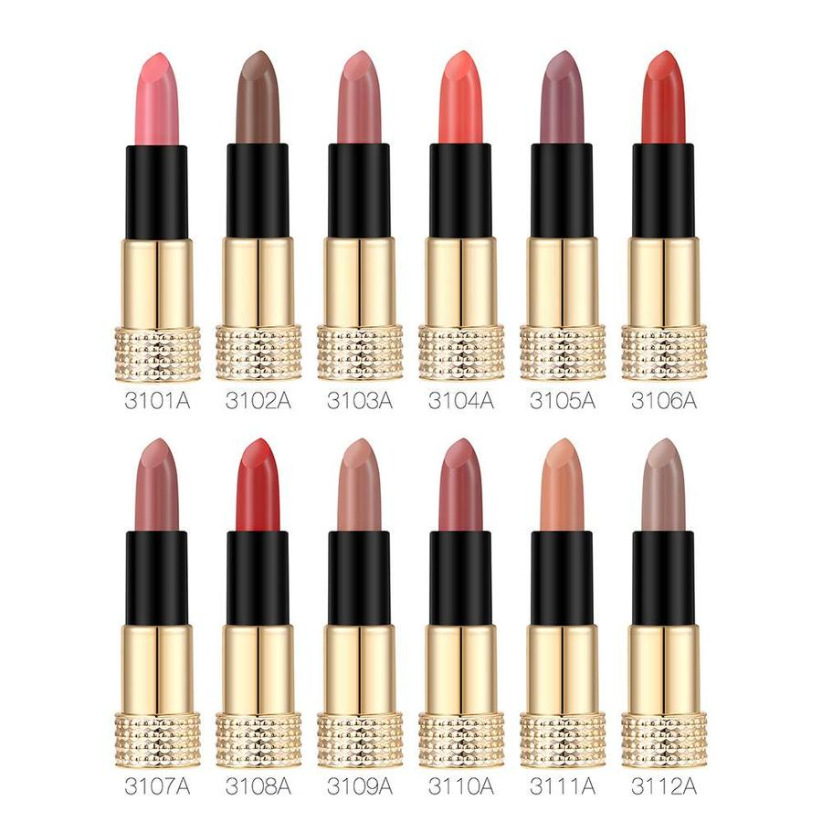 Luxery Classics Soft Matte Lipstick - Color 3109A Lolita II-2