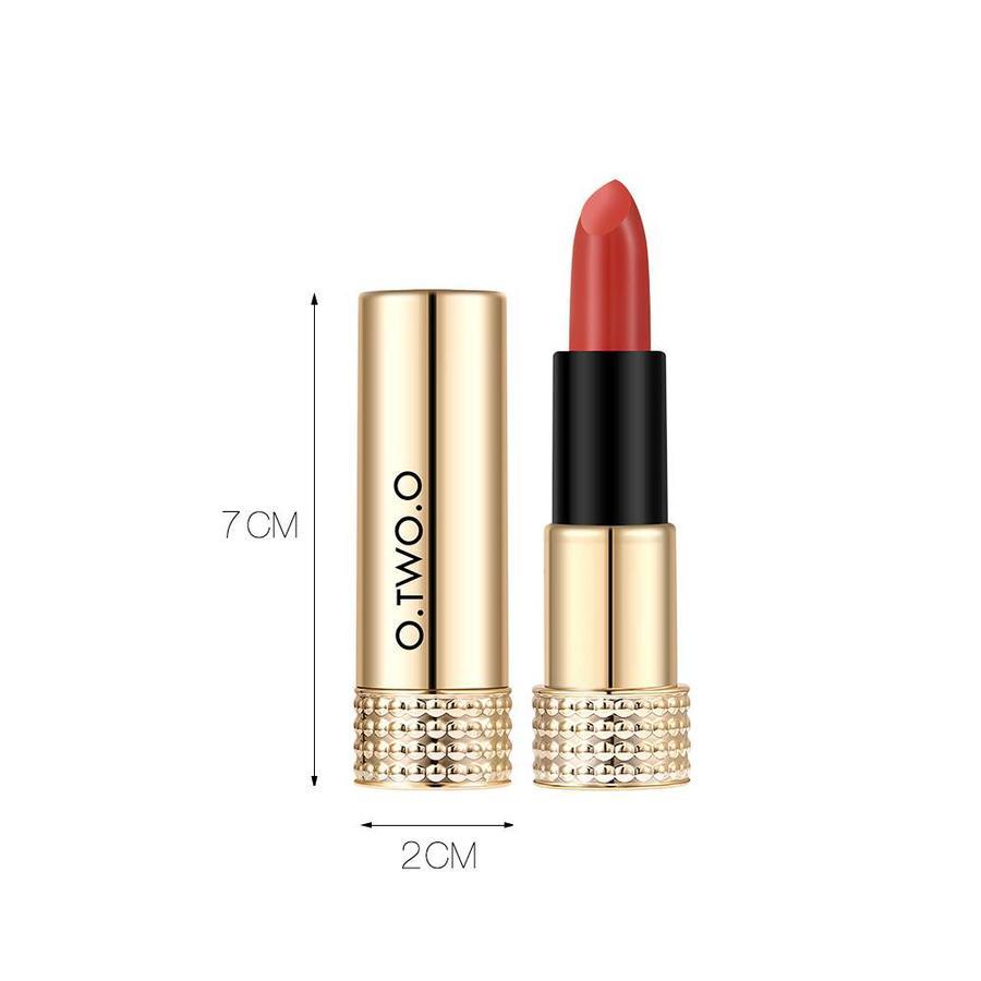 Luxery Classics Soft Matte Lipstick - Color 3112A Lolita-7