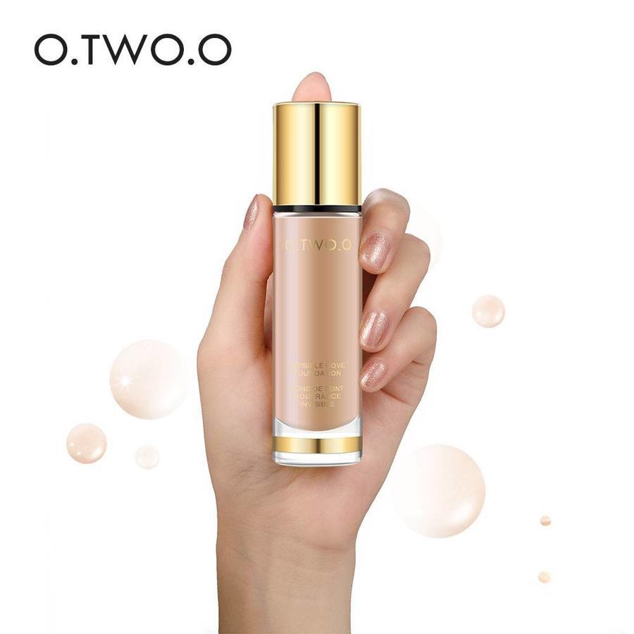 Oil-Free Natural Liquid Foundation- Color 03-10