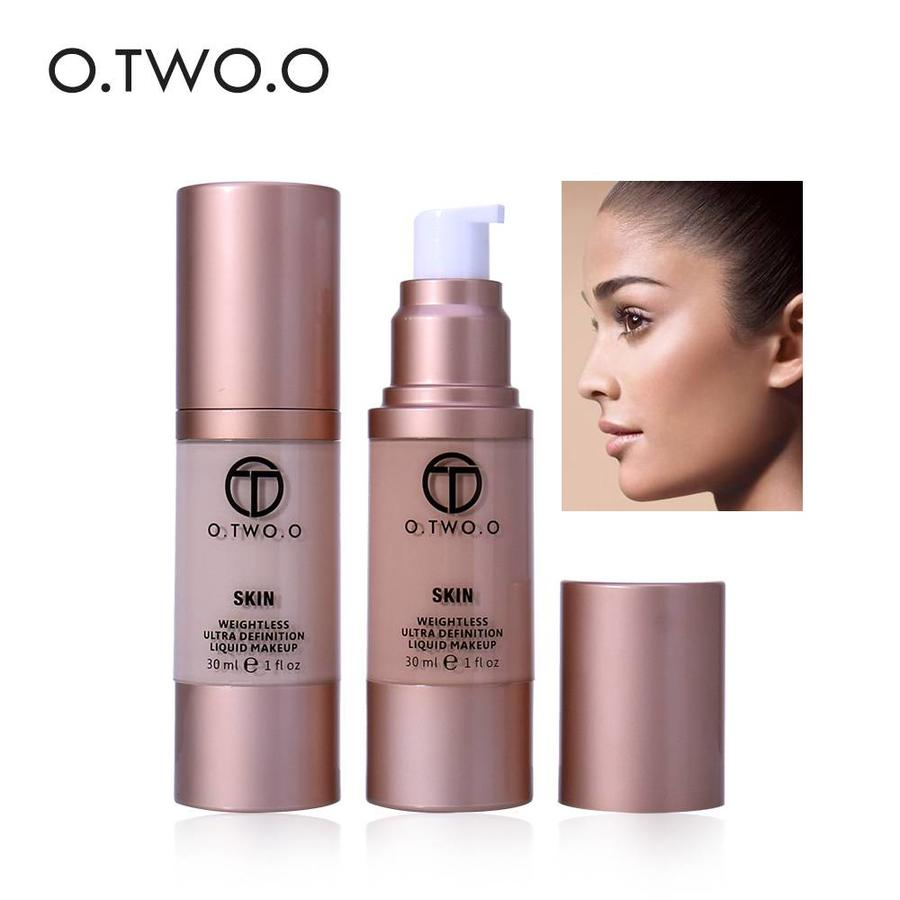 Flawless Smooth Foundation - Color 4.0 Rose-3