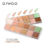 thumb-Consealer & Camouflage Palette - 12 kleuren-5