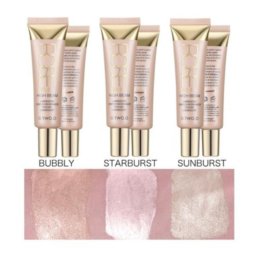 Glow Shimmer Liquid Highlighter - Color Starburst-2
