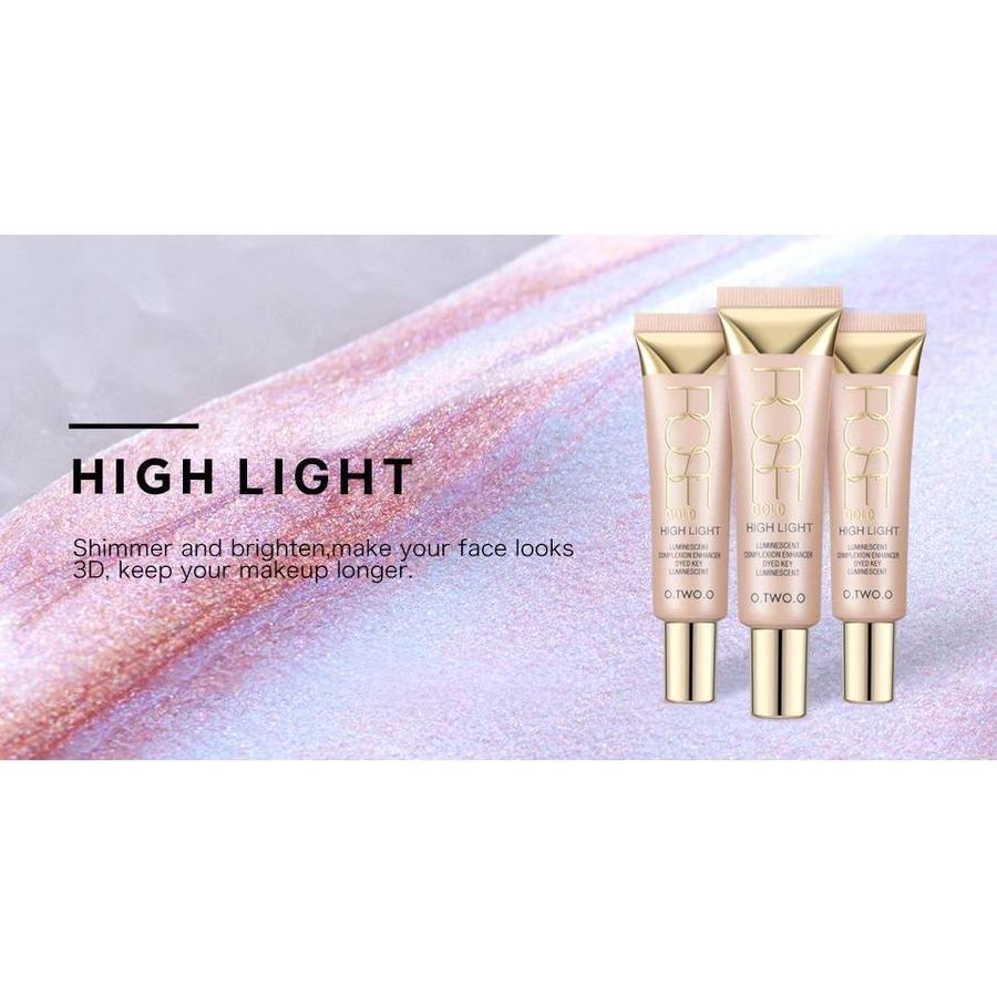 Glow Shimmer Liquid Highlighter - Color Sunburst-5