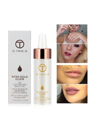 Gold Elixir Essential Oil For Lips And Face