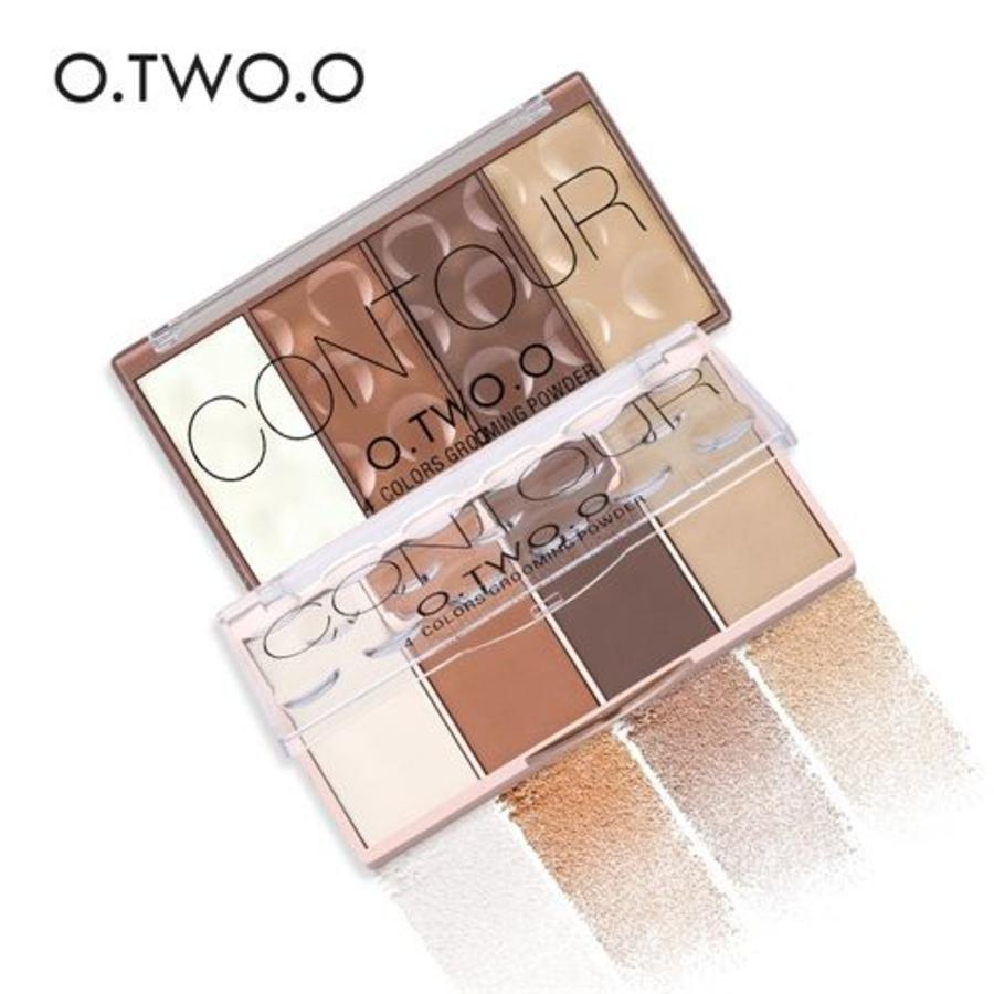 Grooming Powder Higlighter & Contouring - Color #02-6