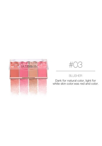 Grooming Powder Higlighter & Contouring - Color #03