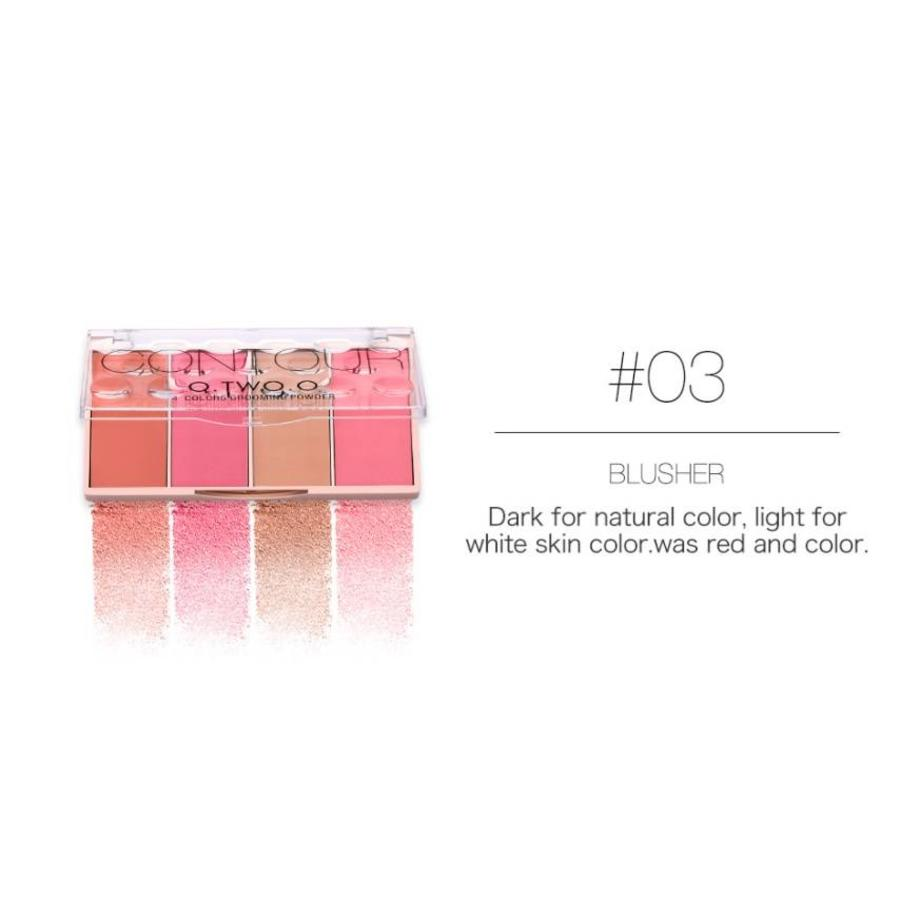 Grooming Powder Higlighter & Contouring - Color #03-1