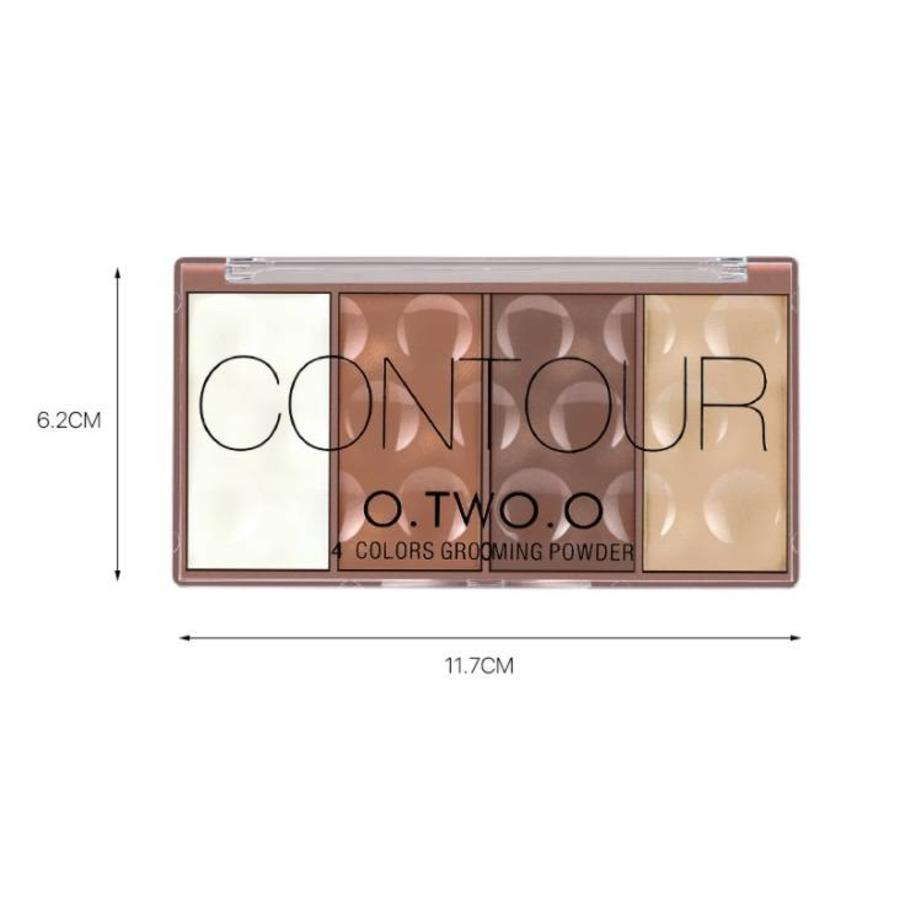Grooming Powder Higlighter & Contouring - Color #04-5