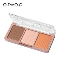 thumb-Contouring & Highlighter Pallette - Color 03-4