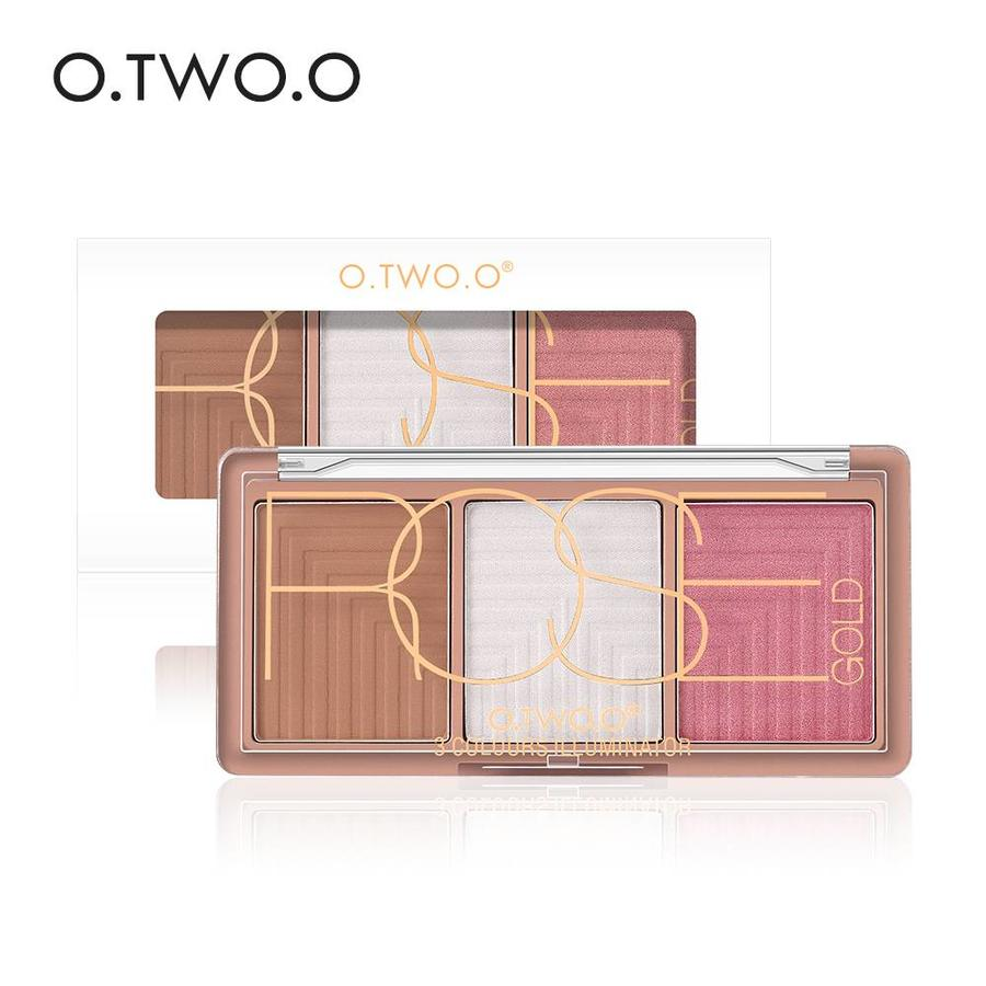 Contouring & Highlighter Pallette - Color 04-2