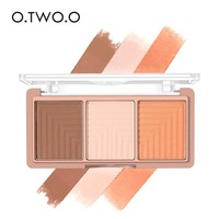 thumb-Contouring & Highlighter Pallette - Color 04-3
