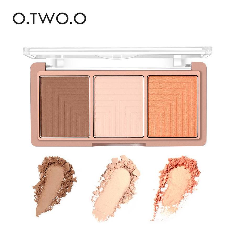 Contouring & Highlighter Pallette - Color 04-5
