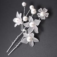 thumb-Hairpin - Eye Catcher Flowers & Pearls-5
