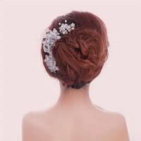 thumb-Hairpin - Eye Catcher Flowers & Pearls-2