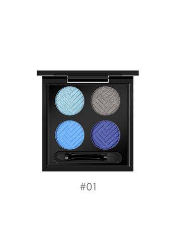Palette Oogschaduw Make-Up Set - Color 01