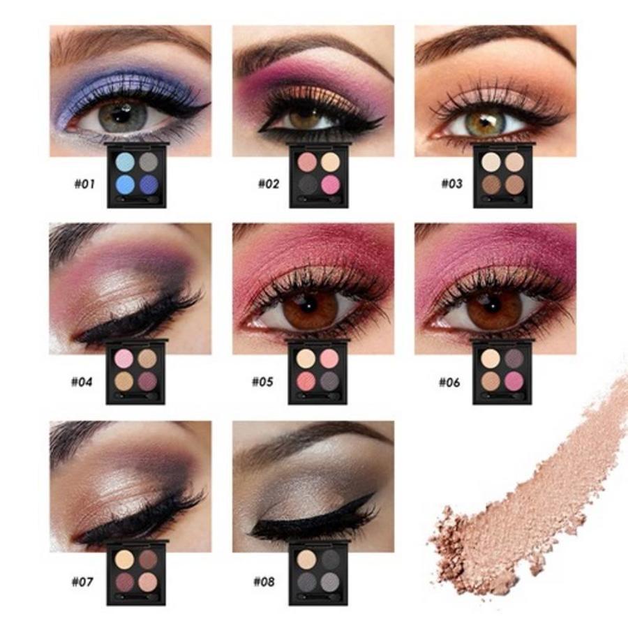 Palette Oogschaduw Make-Up Set - Color 02-4