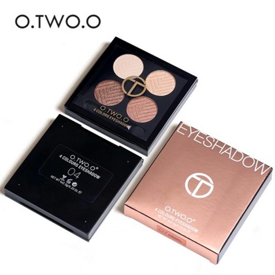 Palette Oogschaduw Make-Up Set - Color 02-7