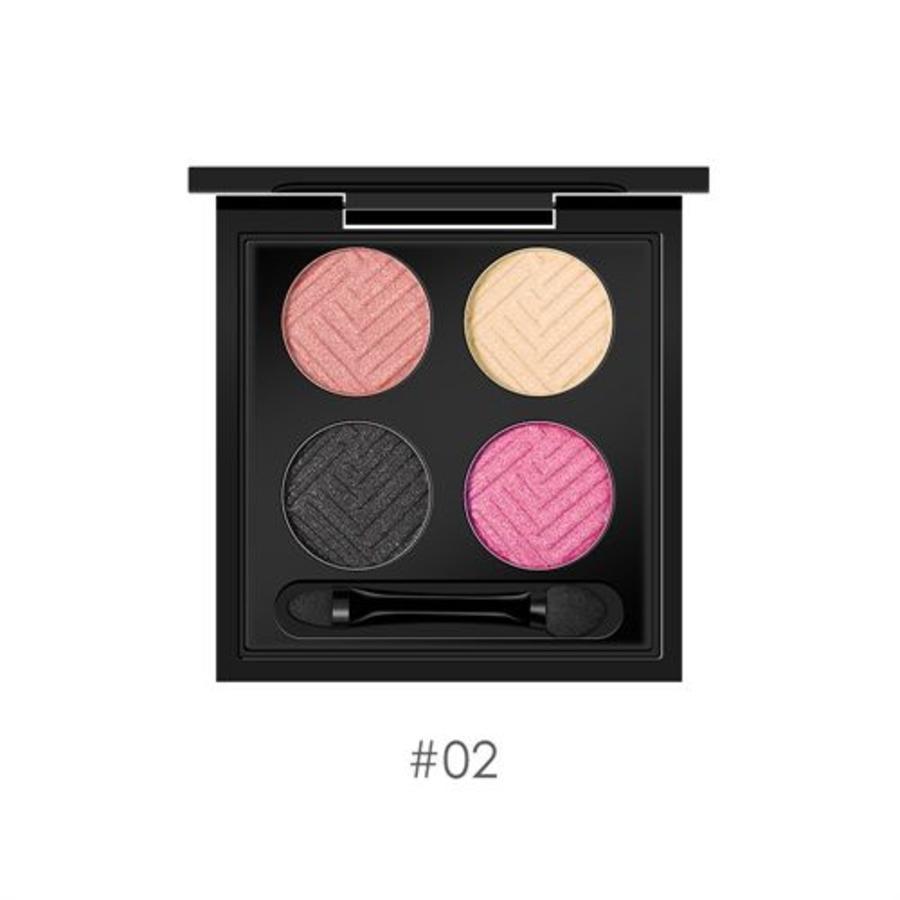Palette Oogschaduw Make-Up Set - Color 02-1