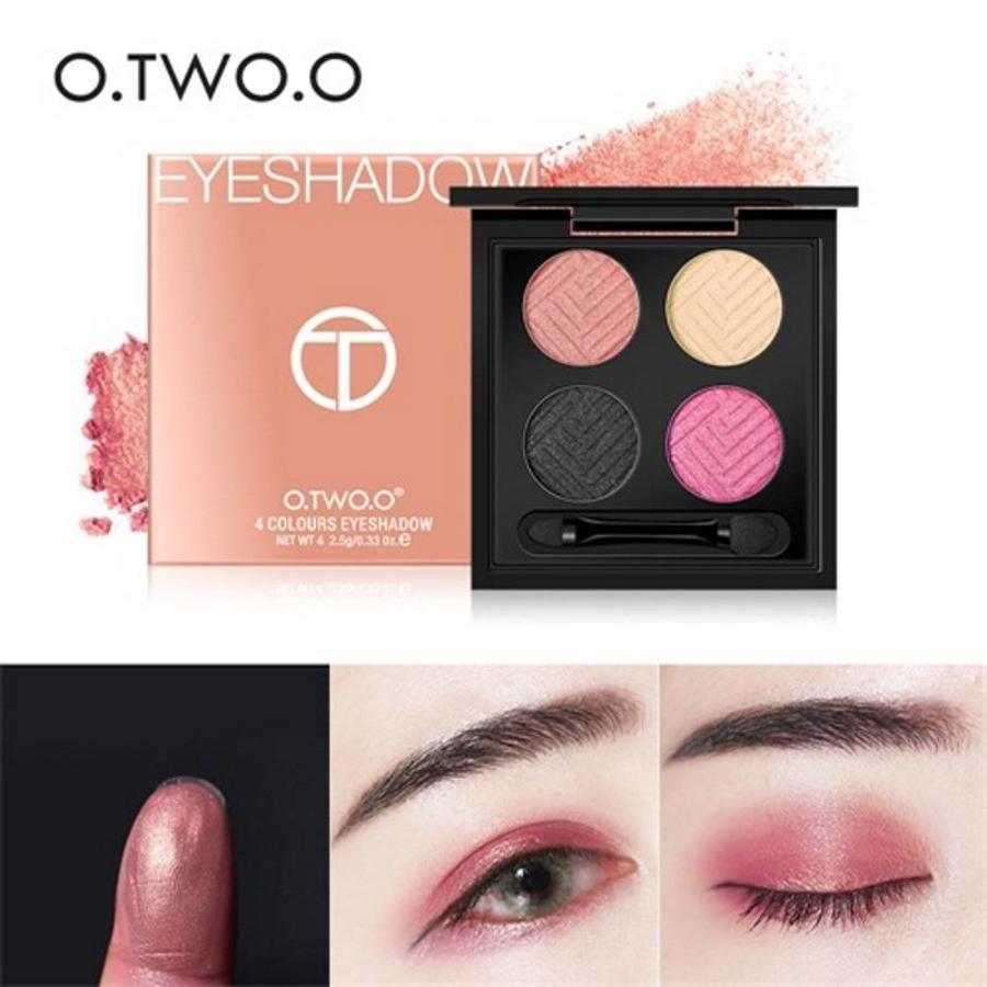 Palette Oogschaduw Make-Up Set - Color 04-6