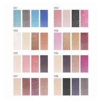 thumb-Palette Oogschaduw Make-Up Set - Color 04-2