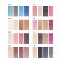 thumb-Palette Oogschaduw Make-Up Set - Color 08-2