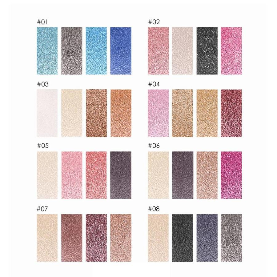 Palette Oogschaduw Make-Up Set - Color 08-2