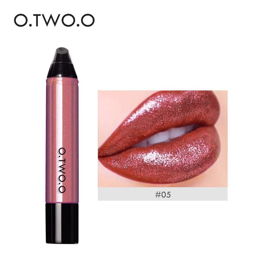 High Shimmer Liquid Lip Gloss- Color 05-1