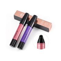 thumb-High Shimmer Liquid Lip Gloss- Color 06-5