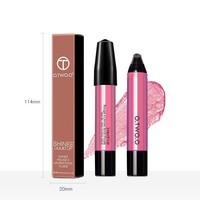thumb-High Shimmer Liquid Lip Gloss- Color 06-6