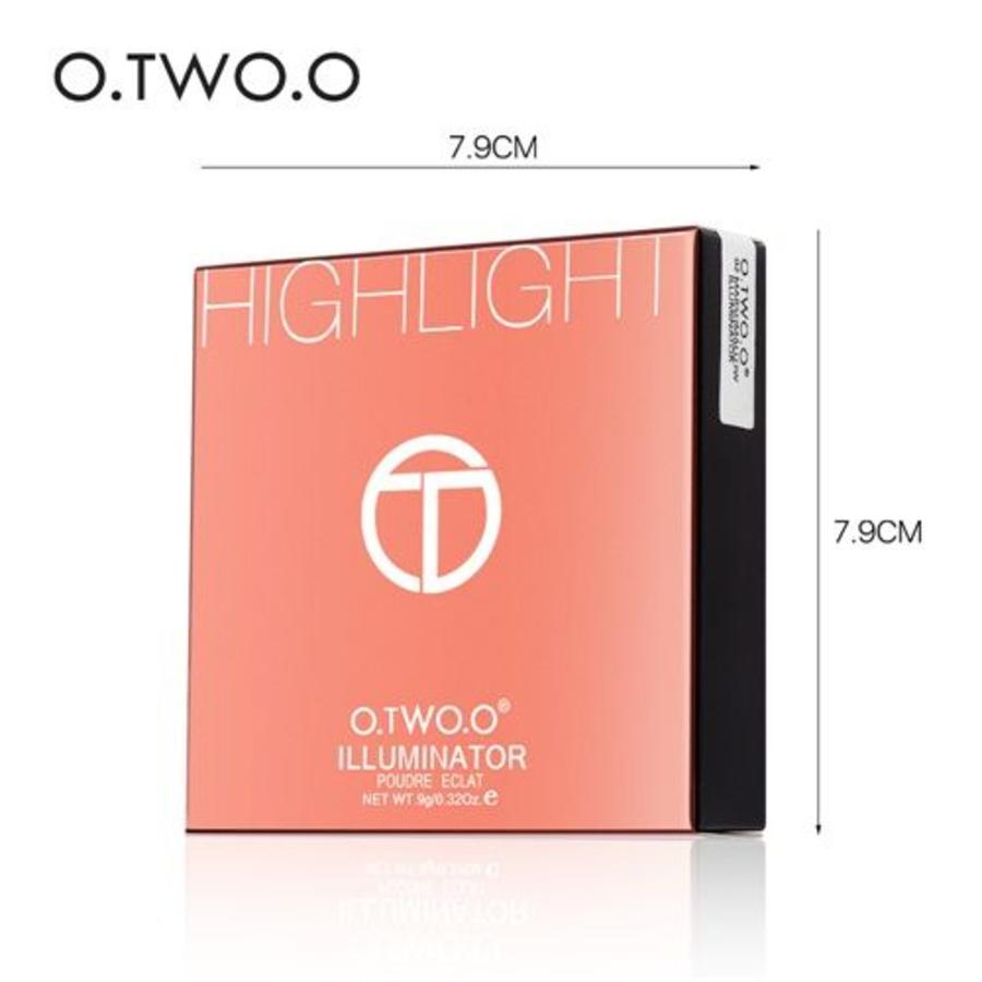 Illuminator Highlighter Poeder - Color 03 Bubbly-9