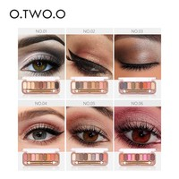 thumb-Palette Oogschaduw Make-Up Set 9 kleuren - Color 02-3