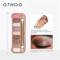 thumb-Palette Oogschaduw Make-Up Set 9 kleuren - Color 03-4