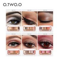 thumb-Palette Oogschaduw Make-Up Set 9 kleuren - Color 04-3