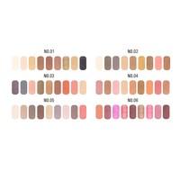 thumb-Palette Oogschaduw Make-Up Set 9 kleuren - Color 04-2